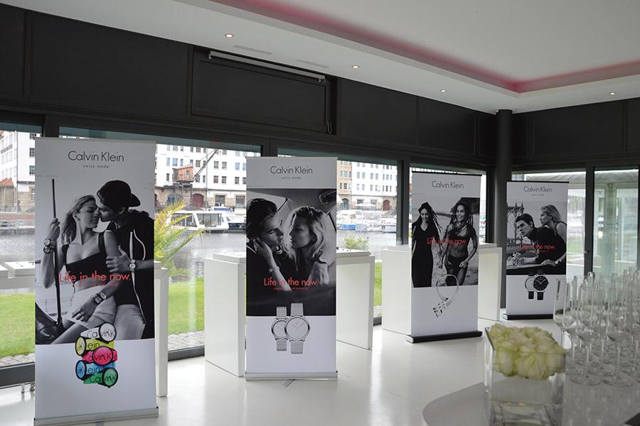 Showroom im iLand Berlin