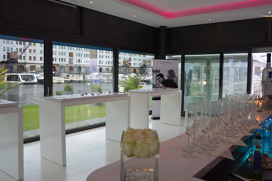 iLand Berlin Eventlocation - Showroom