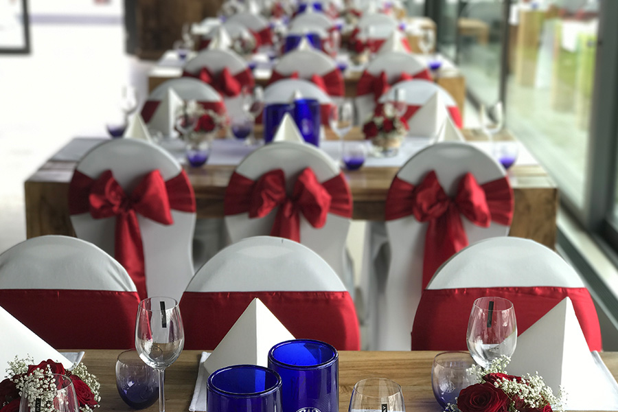 Pier 13 Eventlocation - Private Events - Hochzeiten