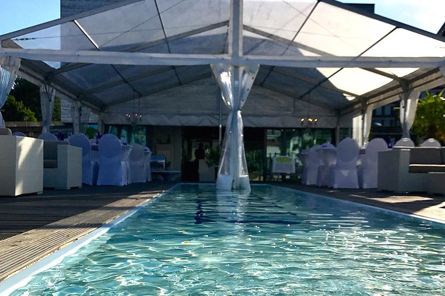 iLand Berlin Eventlocation - Firmenfeier im Sommer