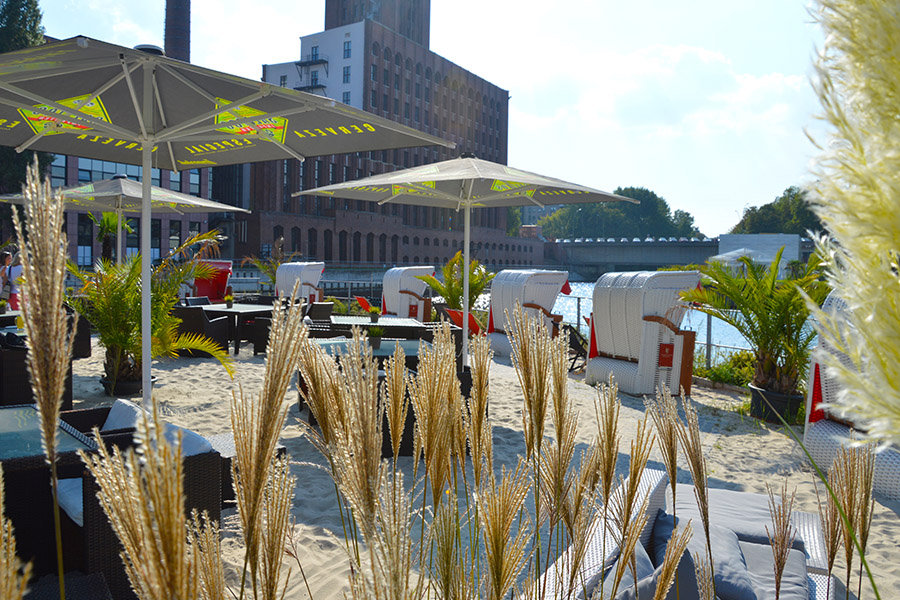 Salitos Beach - Stadtstrand Berlin